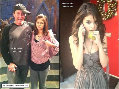 . 30/10/10 : Selena a été vue avec sa mére et son beau-père faisant du shopping à Westfield Mall + Deux nouvelles photos de selena poster sur son twitter ..