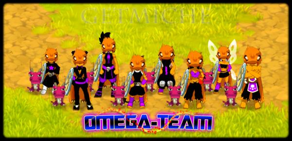 "Présentation de la ""Omega-Team"""