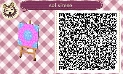 QR code sirène