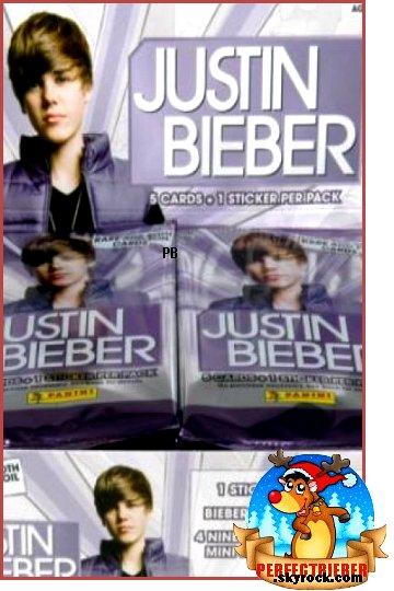 _  _     ♥ Quand Justin Bieber devient un produit commercial ♥ _