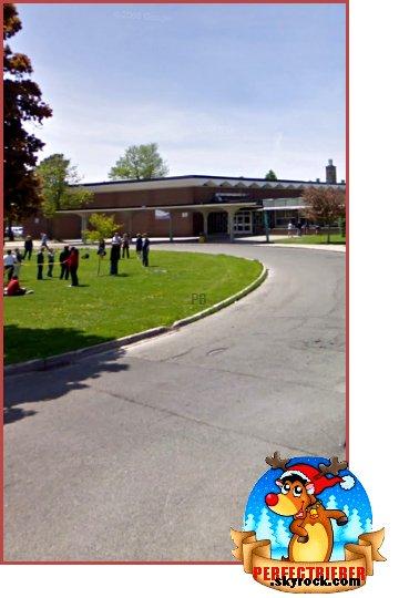 _  _     ♥ Photo de l'école de Justin  ♥ _