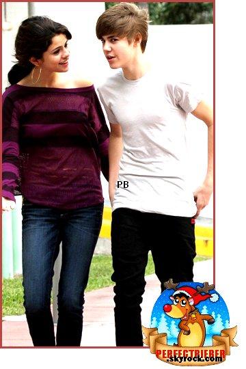 _  _     ♥ Justin & Selena ♥ _