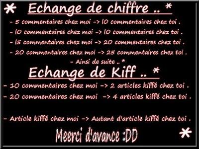 Enchange ..