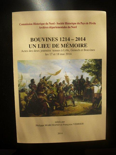 Bouvines 1214 – 2014 : un lieu de mémoire