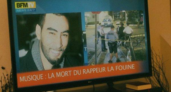 Plainte contre La Fouine