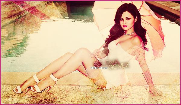 . ● ● Bienvenue sur ta nouvelle source d'actualité consacrée à la belle Selena Gomez !  .