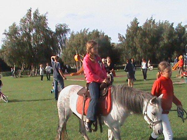moi a poney