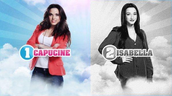 Secret Story 6 : Capucine et Isabella nominées pour cette première semaine