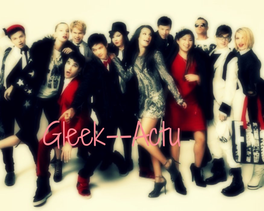 Blog de Gleek--Actu