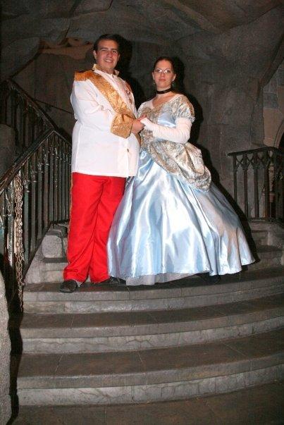 Cendrillon et son prince le madeleinois disneyphile - Cendrillon et son carrosse ...