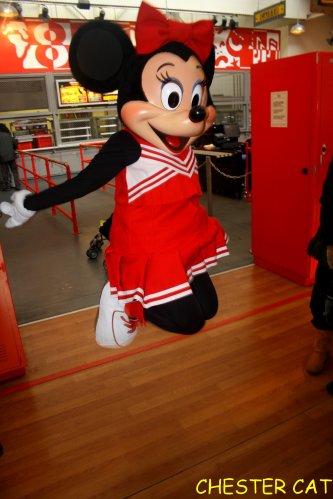 Minnie HSM