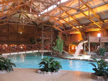 Davy crockett ranch le madeleinois disneyphile for Piscine hotel davy crockett