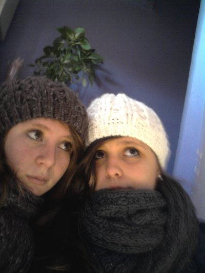 Moi et Deborah