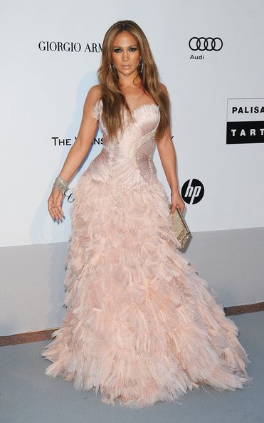 Jennifer Lopez. Son Look.