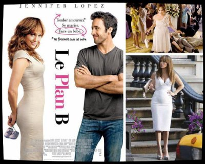 Jennifer Lopez. The Back-Up Plan. Le plan B
