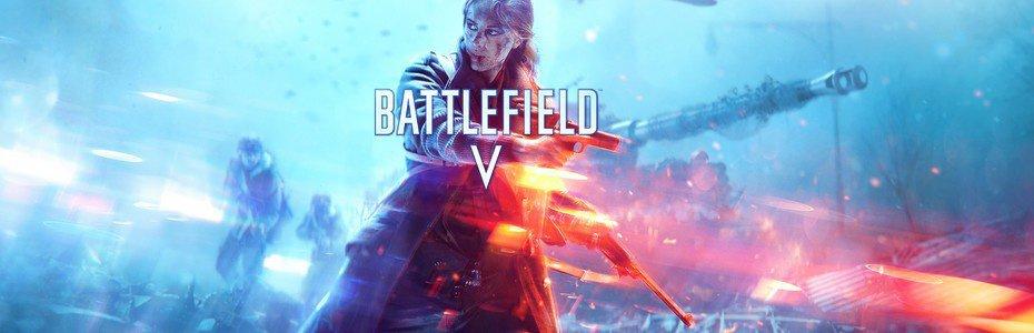 EA annonce le lancement mondial de Battlefield V le 20 novembre