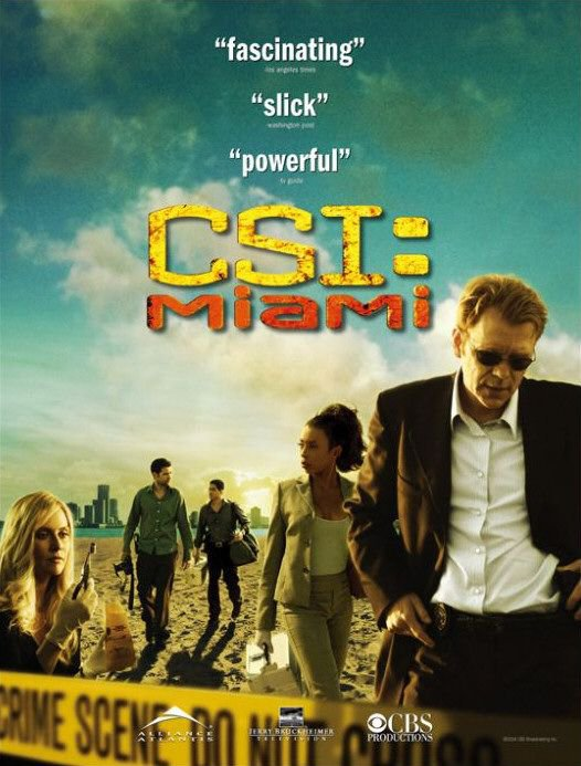 CSI Miami (Les experts Miami)