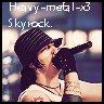 Photo de Heavy-metal-x3