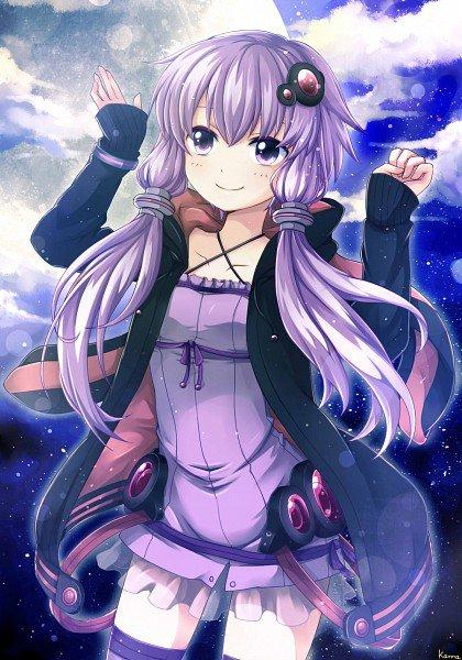 Yuzuki Yukari Vocaloid 03
