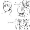 Doodles (avant de dormir)