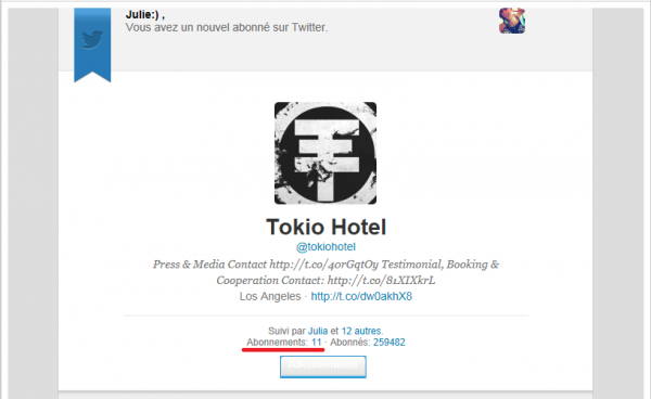I, I foLLoW . . . I FoLLoW YoU . . . ThEn ToKiO HoTeL FoLLoW Me *_*
