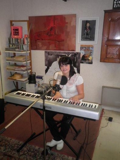 Enregistrement à Beaune, par la Cie BACH, le 4 Juin 2011