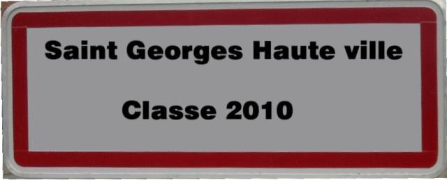 Classard 2010 Saint Georges Haute ville