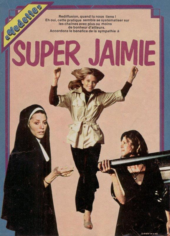 "Téléjuniors ""SuperJaimie"" 1981"