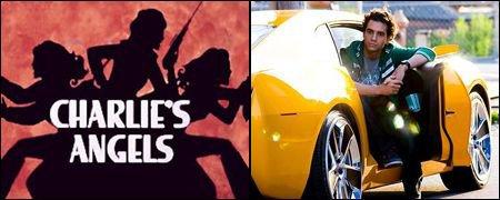 """Les """"Drôles de Dames"""" 2011 ... ont enfin trouvé leur Bosley !!!"""