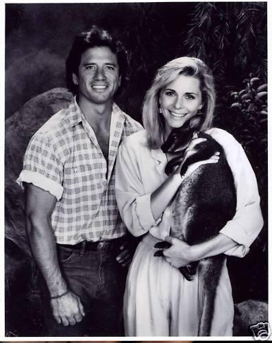 Un air d'été avec Lindsay wagner (Super Jaimie) en directrice de Zoo !!!!