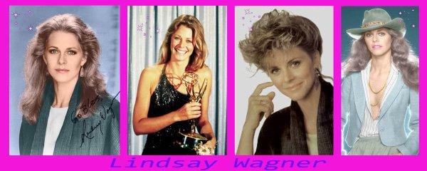 Lindsay Wagner ..... photos !!!!