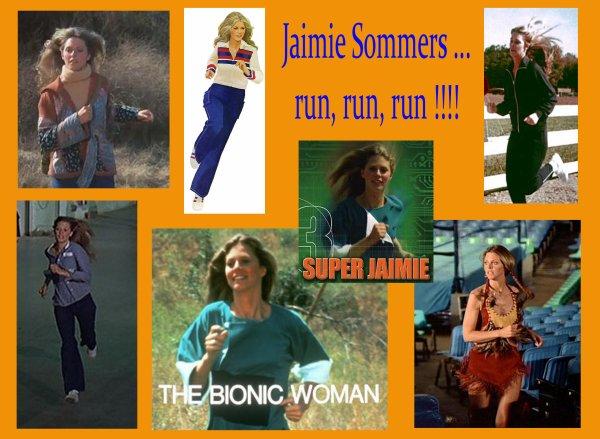 Courir à très grande vitesse ... comme Super Jaimie !!!!!!!