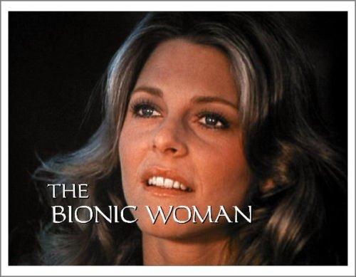 "Super jaimie ""Bionic Woman"" Lindsay Wagner (vidéo) !!!!"