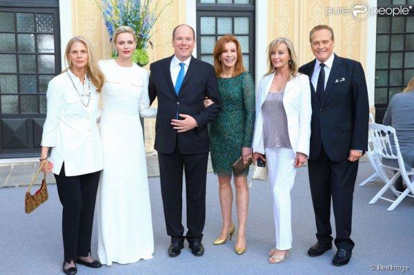 Les stars de la télévision envahissent Monté-Carlo