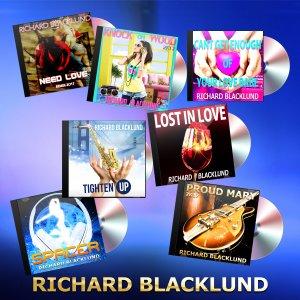 Dévouvrez la musique de Richard Blacklund