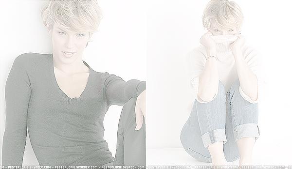 Découvrez ou redécouvrez le shoot, réalisée par le photographe Yan Forhan, en 2011 ! Malheureusement nous avons seulement deux photo de ce photoshoot... En tout cas, même les cheveux courts Laure était magnifique !