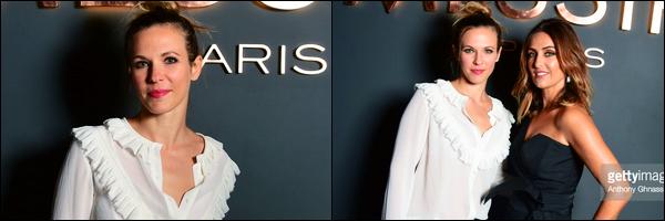 27.09.2017 ─ Lorie Pester était présente à la soirée de la marque « Messika Jewelry », étant, dans Paris en France.C'est pour fêter les 10 ans de la collection Move que la belle était présente. Nous n'avons malheureusement que deux photos.. Sa tenue est un beau top !