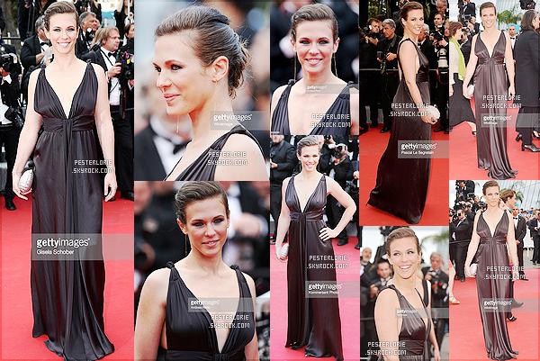 15/05/14 : Lorie Pester s'est rendue à la 68ème édition du célèbre Festival de Cannes qui se déroulait étant dans Cannes. Et de deux ! Cela fais deux années consécutives que la belle actrice se déplace pour le festival de Cannes. Laure était simple, magnifique.