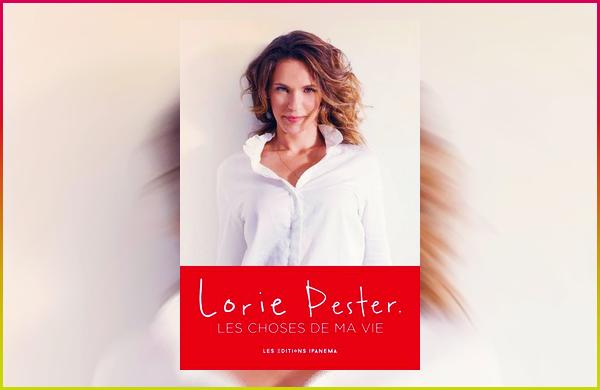 Lorie sort le livre intitulé « Les choses de ma vie » qui sort le 04 octobre !