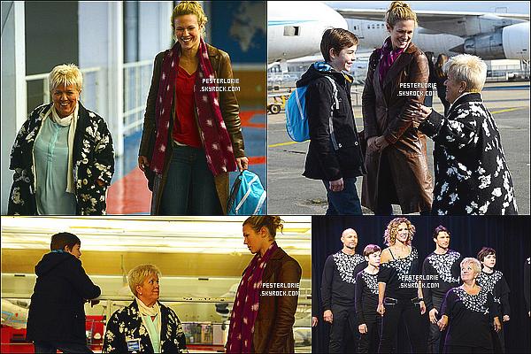 Voici les stills de l'épisode de «Joséphine ange gardien» où Lorie joue Claire.