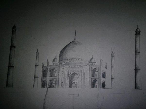 Taj Mahal  heaven on earth
