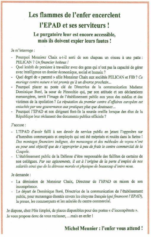 LES FLAMMES DE L'ENFER ENCERCLENT L'EPAD ET SES SERVITEURS !!