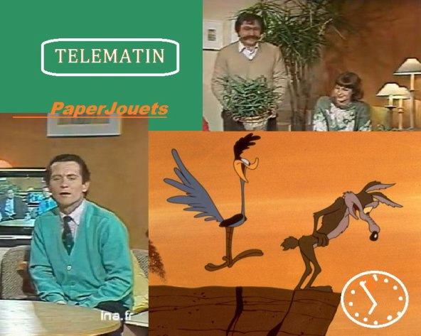 TELEMATIN (Antenne2)