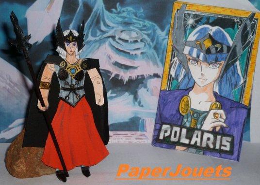 CDZ Paperjouets___Princesse HILDA de Polaris