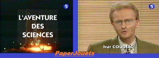 L'AVENTURE DES SCIENCES (1994/95__La Cinquième)