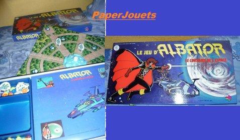 """Les merveilles de l'ami CHB:"""" le jeu ALBATOR"""""""