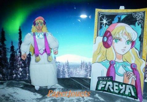 CDZ Paperjouets___Princesse Flamme de Polaris