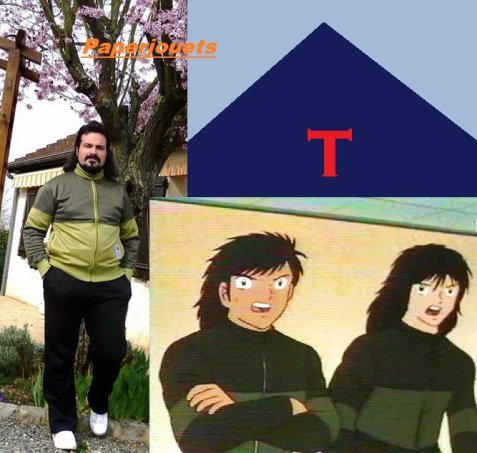 Ligne OLIVE & TOM  (par Okawa Sports)