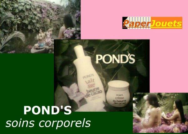 PUB 80's____ Les produits Pond's (1984)