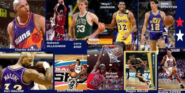 """LE BASKET, un des sports """"tendance"""" des années 90..."""